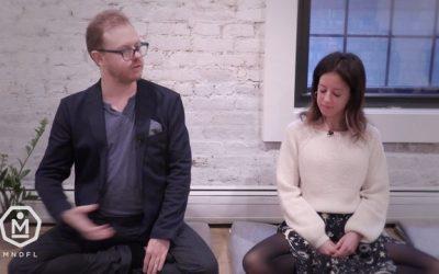Lodro Rinzler & Ellie Burrows – 22 Minute – Couples Meditation
