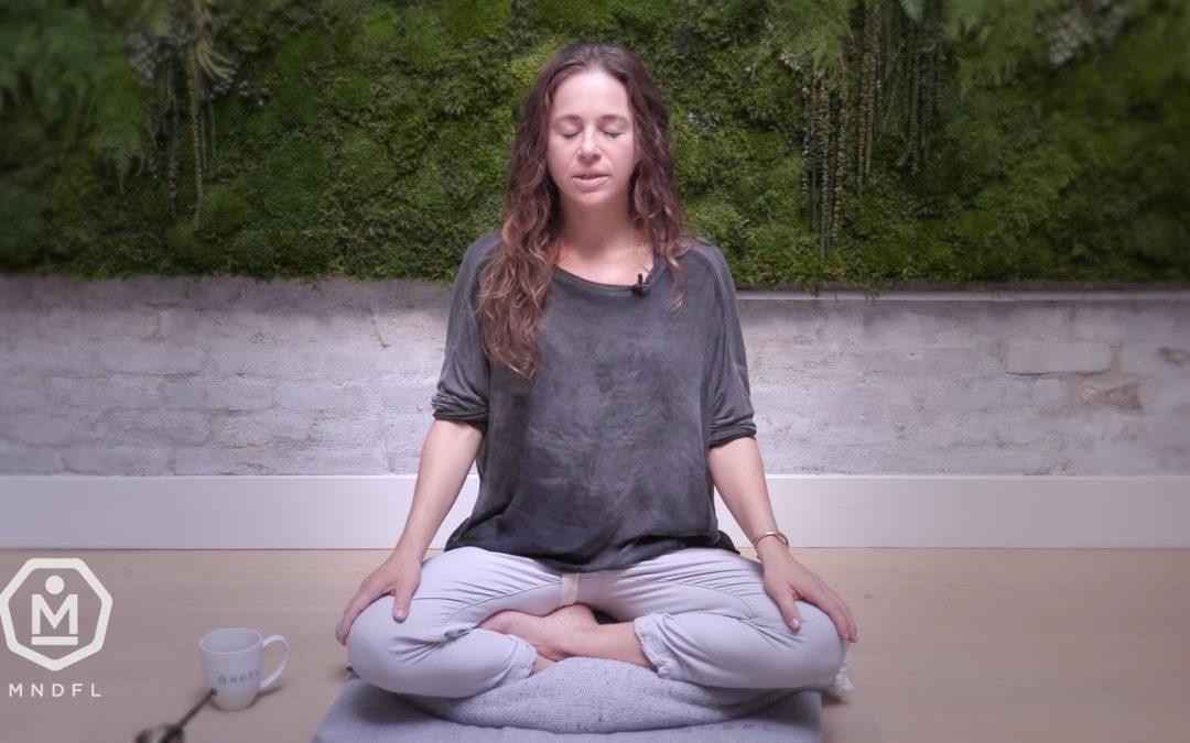 Ally Bogard – 10 Minute – Calm and Presence